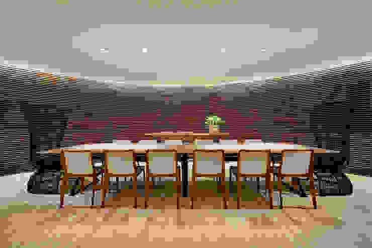 Apartamento AS Salas de jantar modernas por Beth Nejm Moderno