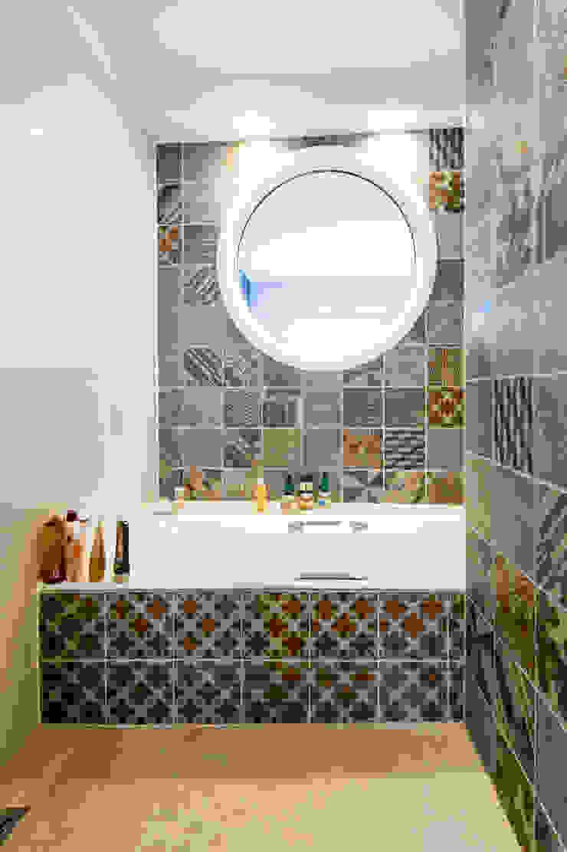 salle de bains Salle de bain originale par goodnova godiniaux Éclectique