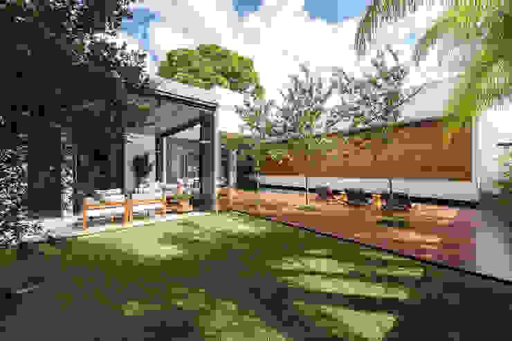 Jardin de style  par Felipe Bueno Arquitetura, Moderne