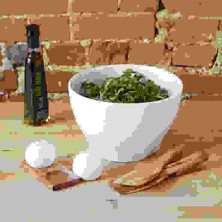 Миска для салата с приборами Savore от Enjoyme Лофт