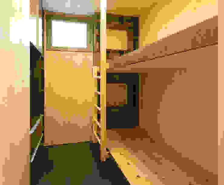 ห้องนอนเด็ก โดย Pilzarchitektur,