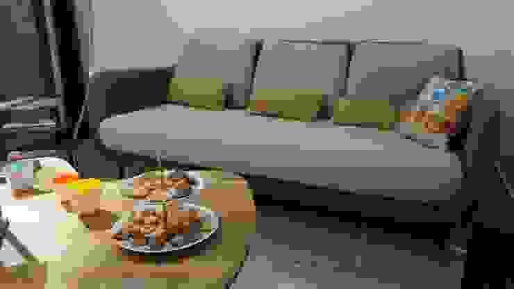 Agence Laurent Cayron Modern living room