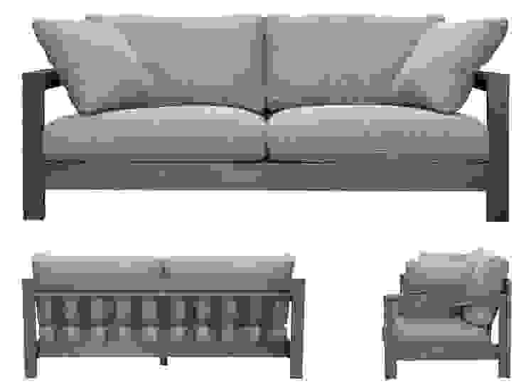 Sofa WAVE: 株式会社 3rdが手掛けた折衷的なです。,オリジナル