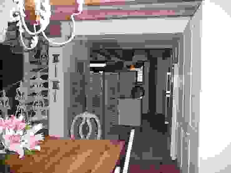 Adatepe Projesi Rustik Yemek Odası EKa MİMARLIK Rustik