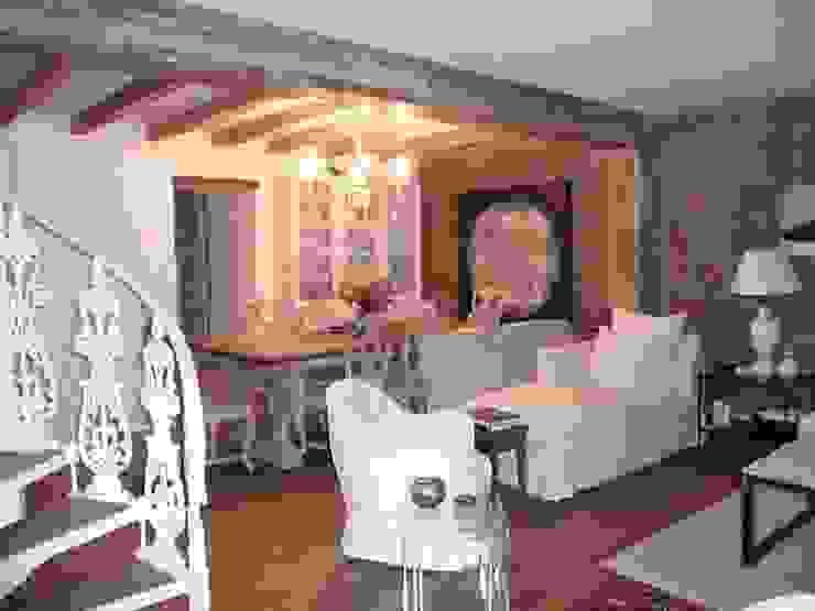 EKa MİMARLIK Living room
