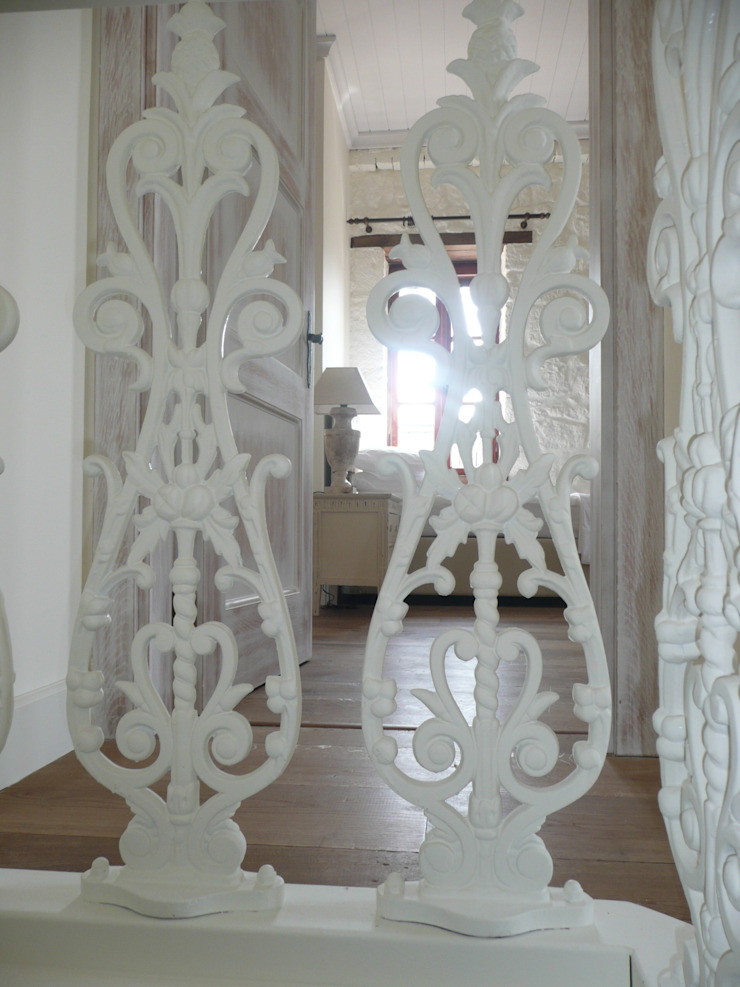 EKa MİMARLIK Rustic style corridor, hallway & stairs