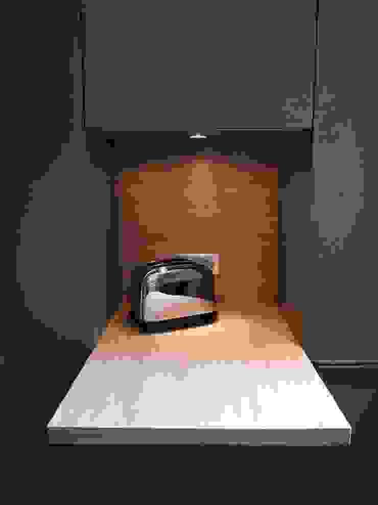 Agence Laurent Cayron Modern Kitchen