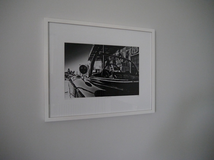 Ruang Keluarga Modern Oleh Agence Laurent Cayron Modern