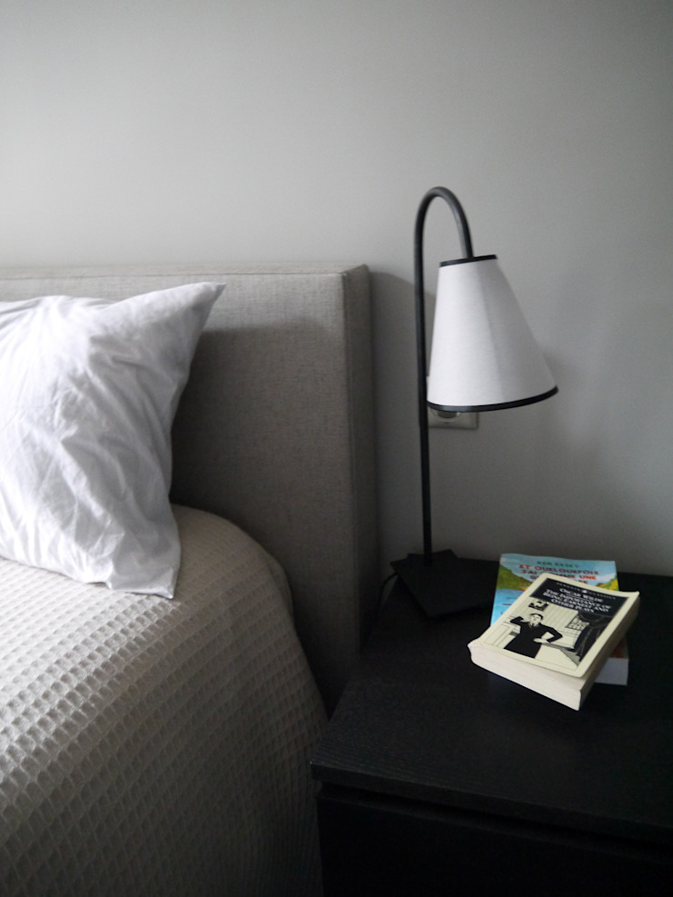 Kamar Tidur Modern Oleh Agence Laurent Cayron Modern