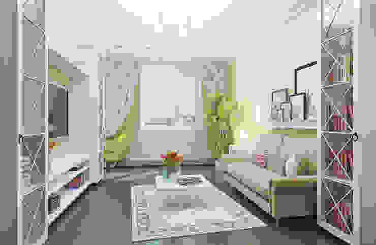https://www.homify.ru/professionals/66767/ak-interior-design-group Гостиные в эклектичном стиле от дизайнер Алина Куракова Эклектичный