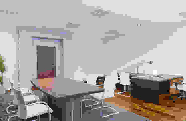 https://www.homify.ru/professionals/66767/ak-interior-design-group Офисные помещения в стиле лофт от дизайнер Алина Куракова Лофт