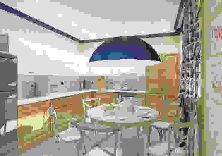 https://www.homify.ru/professionals/66767/ak-interior-design-group Кухня в стиле кантри от дизайнер Алина Куракова Кантри