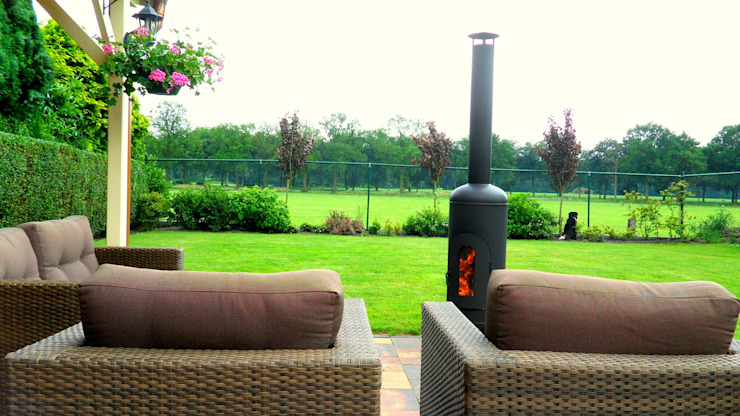 K&G Buitenleven Garden Fire pits & barbecues