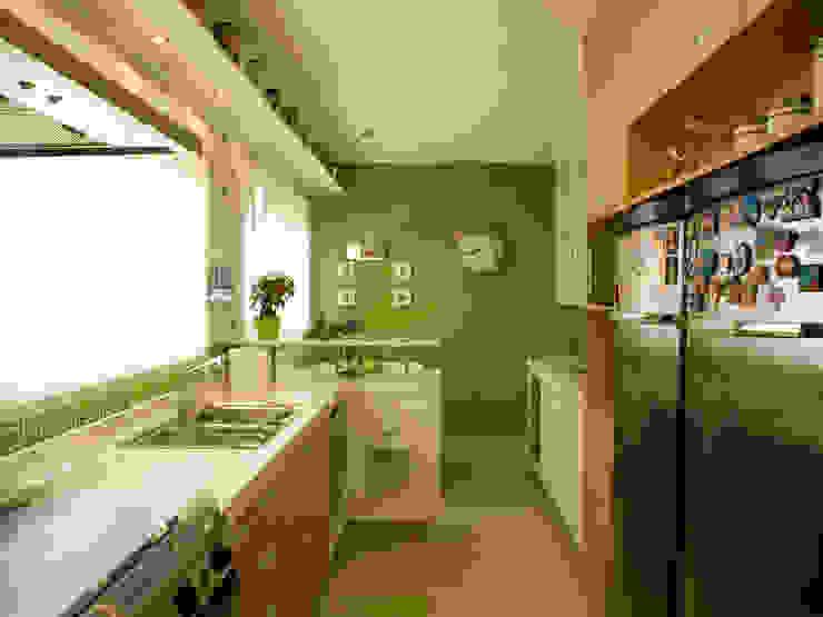 Cozinha Cozinhas clássicas por Flávia Brandão - arquitetura, interiores e obras Clássico