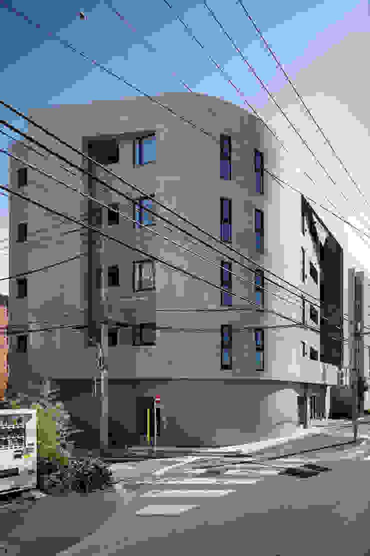 外観 モダンな商業空間 の 久保田章敬建築研究所 モダン