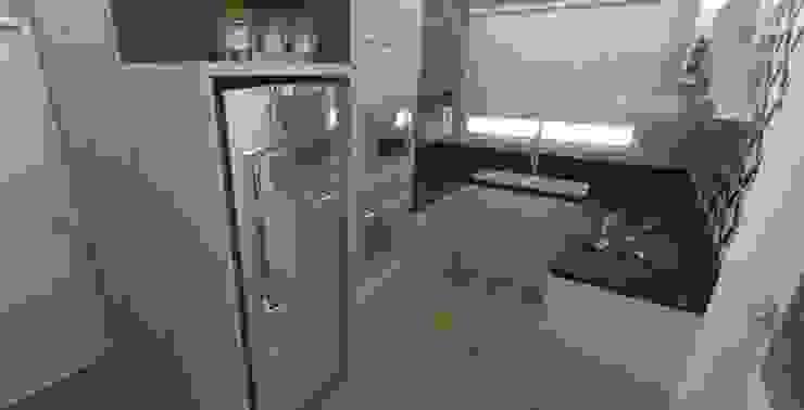 APARTAMENTO MI Cozinhas modernas por ESTUDIO ARK IT Moderno