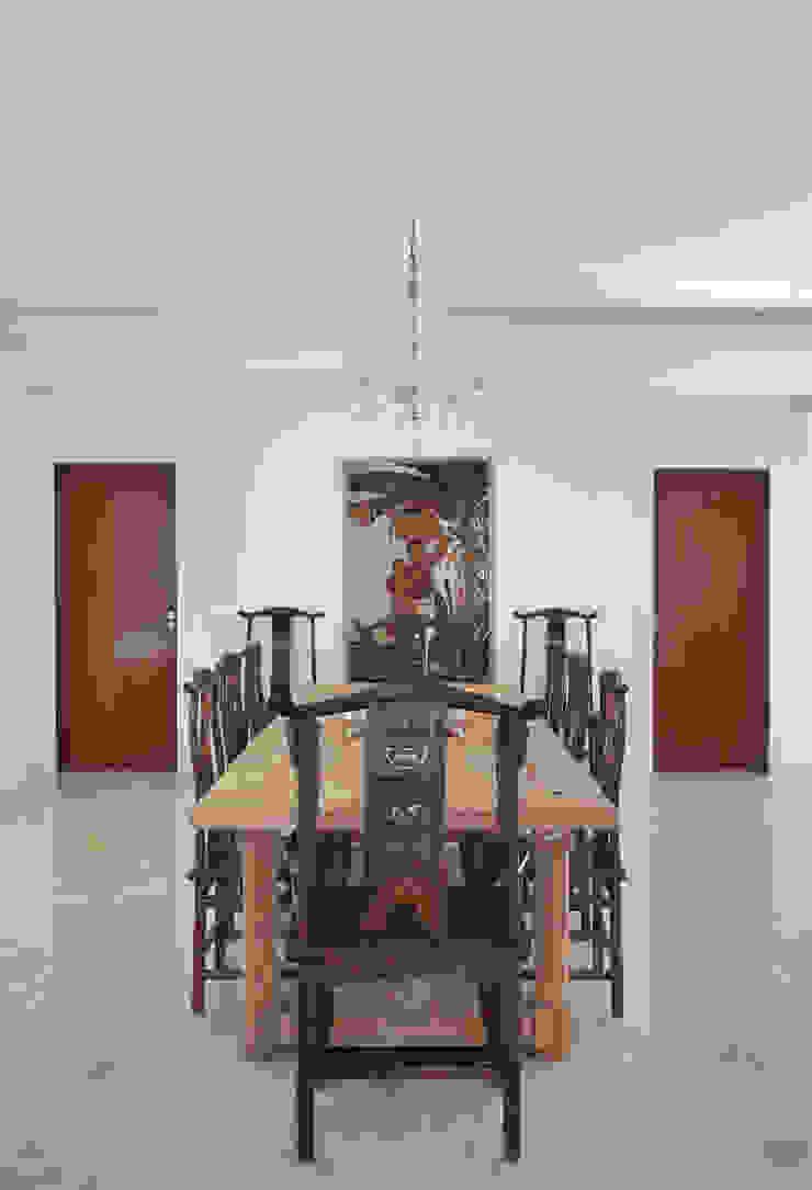 Modern Dining Room by Ricardo Melo e Rodrigo Passos Arquitetura Modern