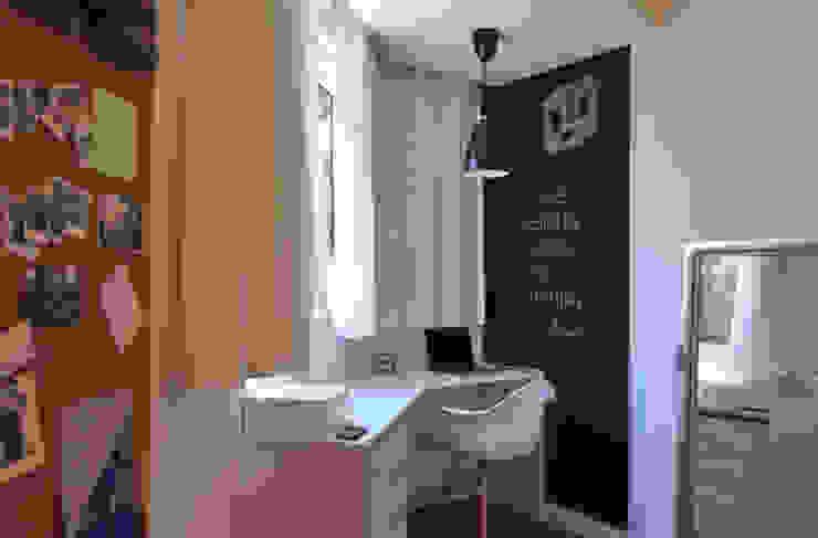 Dormitorios de estilo moderno de ESTUDIO ARK IT Moderno
