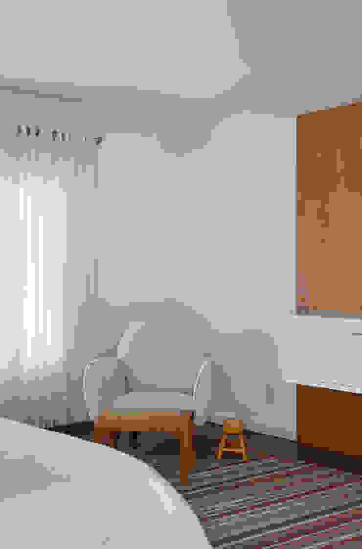 Modern Bedroom by Ricardo Melo e Rodrigo Passos Arquitetura Modern