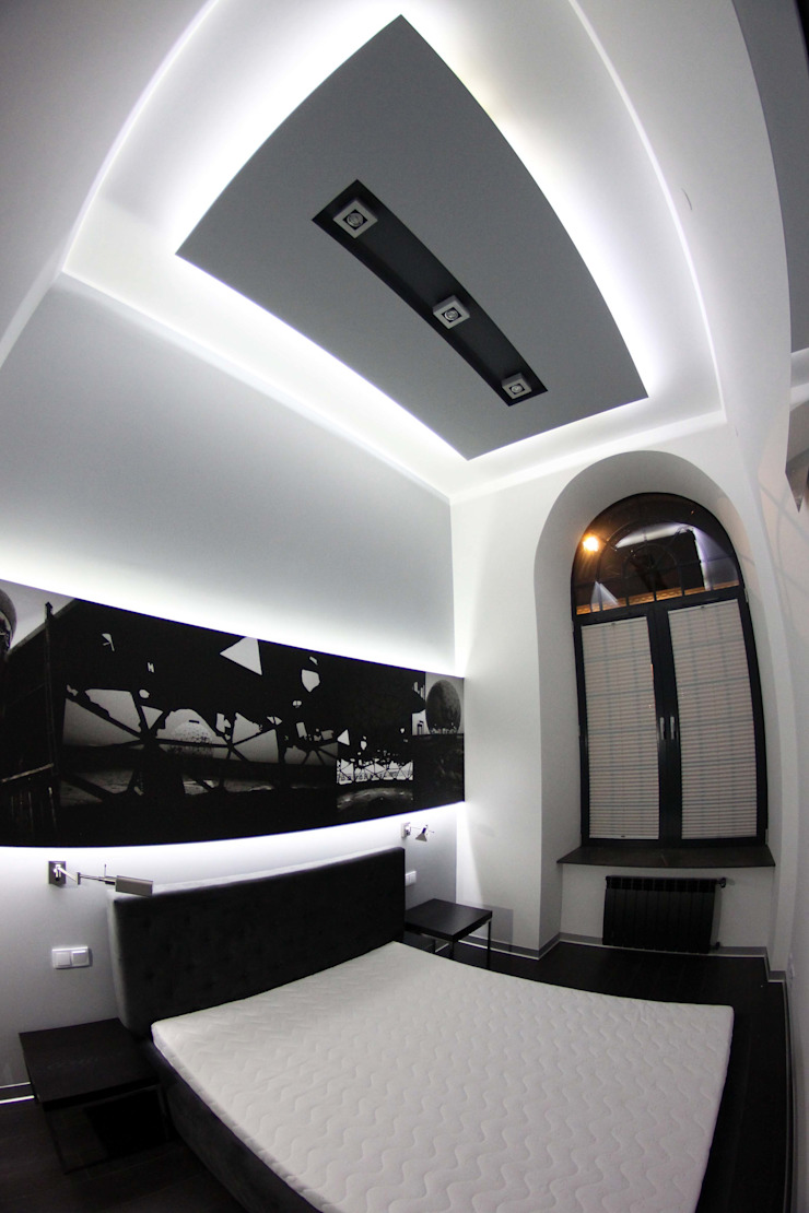WE LOFT DESIGN Camera da letto moderna