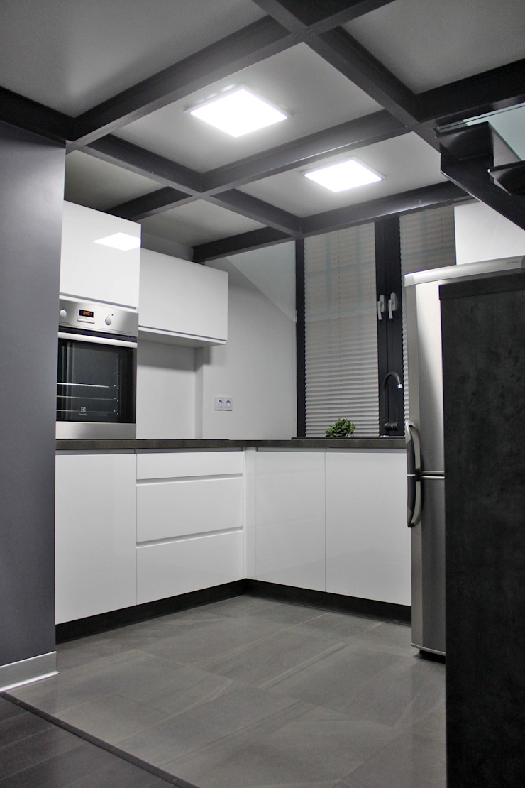 WE LOFT DESIGN Kitchen
