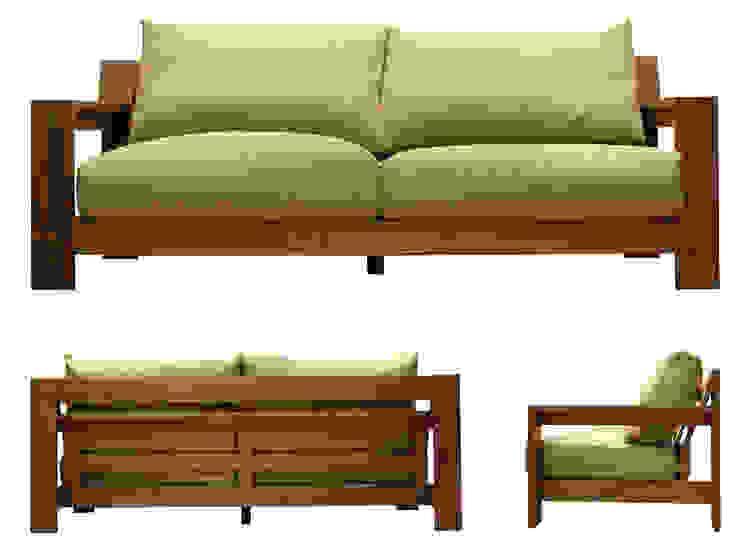 Sofa INNOCENCE: 株式会社 3rdが手掛けた折衷的なです。,オリジナル