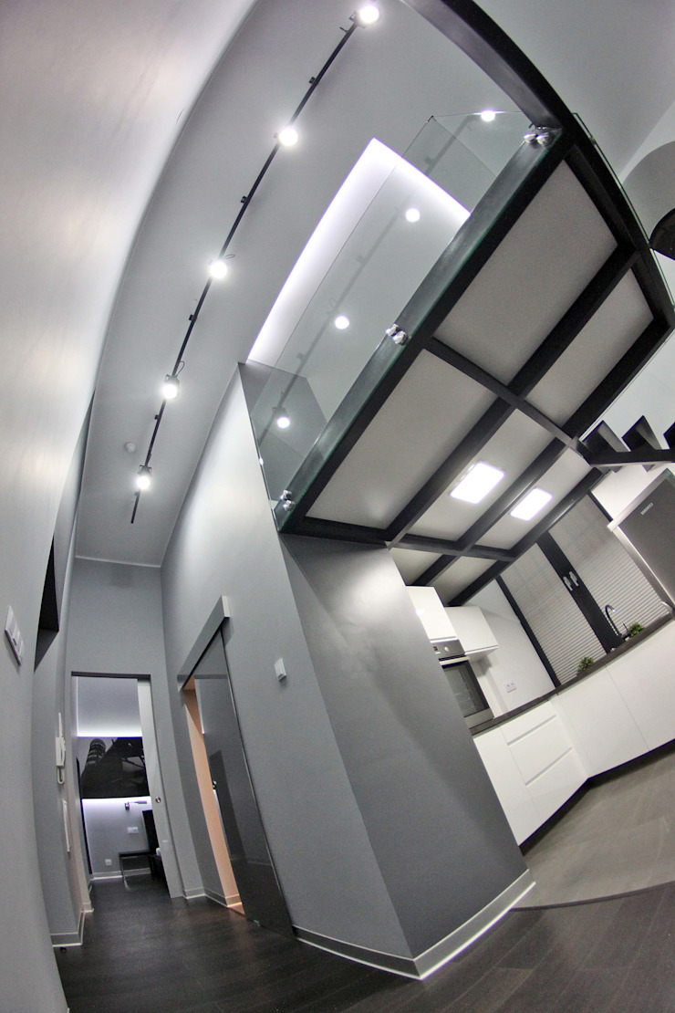 WE LOFT DESIGN Modern Walls and Floors