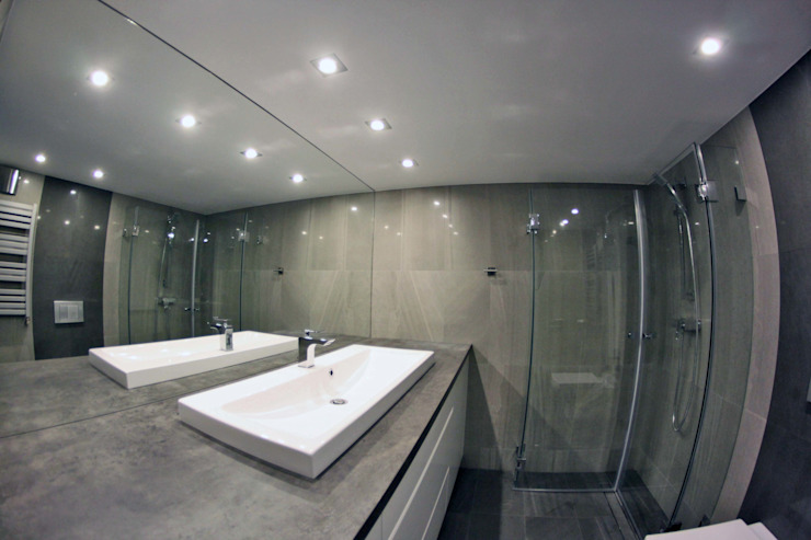 WE LOFT DESIGN Modern bathroom