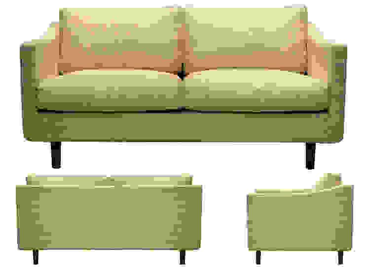 Sofa SEEK オリジナルデザインの リビング の 株式会社 3rd オリジナル