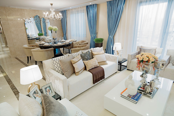 Metropolitan Heights | High-End Apartment by London by homify Modern