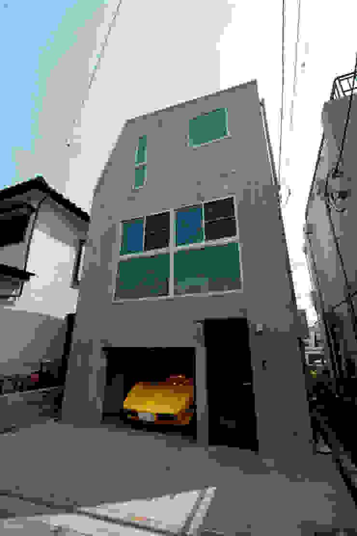 Modern houses by FIELD NETWORK Inc. Modern