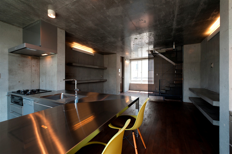 Modern kitchen by FIELD NETWORK Inc. Modern