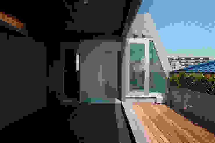 Modern style bedroom by FIELD NETWORK Inc. Modern