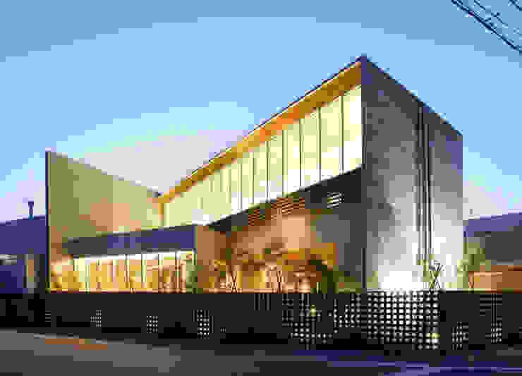 外観 オリジナルな 家 の Egawa Architectural Studio オリジナル