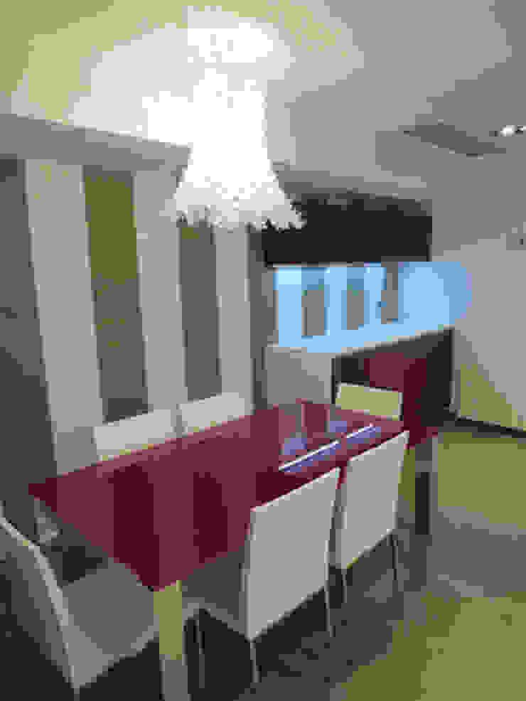 Renovacíon completa espacio comedor en cocina de ROIMO INTEGRAL GRUP Moderno