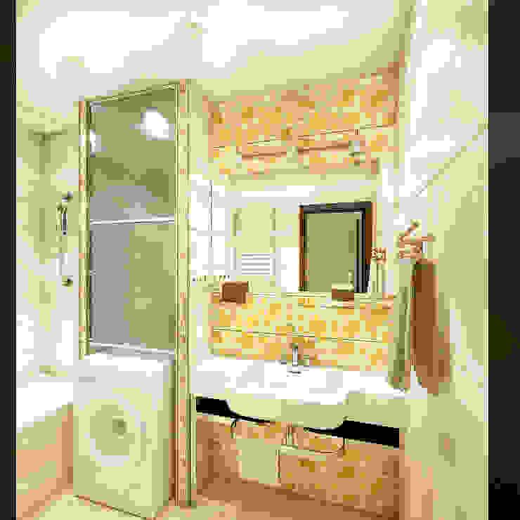 Salle de bain classique par Студия 'Облако-Дизайн' Classique