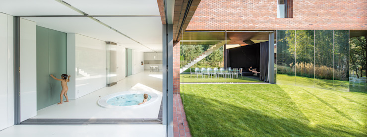 KWK Promes Varandas, alpendres e terraços modernos