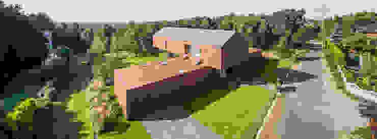 Modern houses by KWK Promes Modern