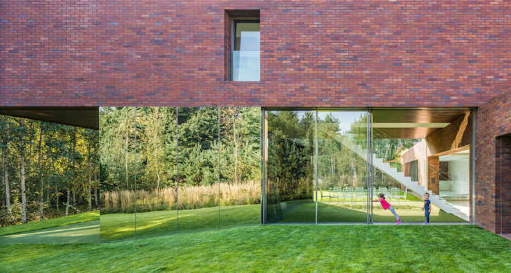 Houses by KWK Promes