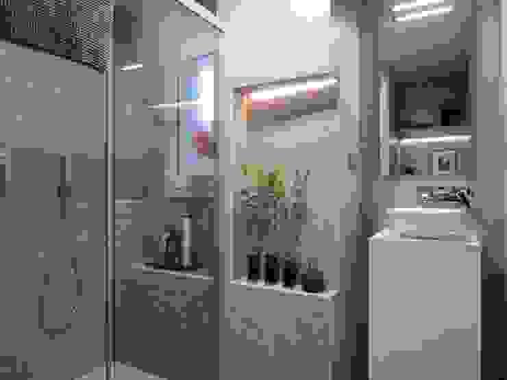 ROIMO INTEGRAL GRUP Modern bathroom