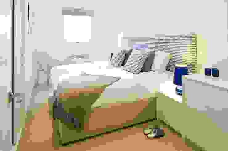 غرفة نوم تنفيذ iroka, حداثي