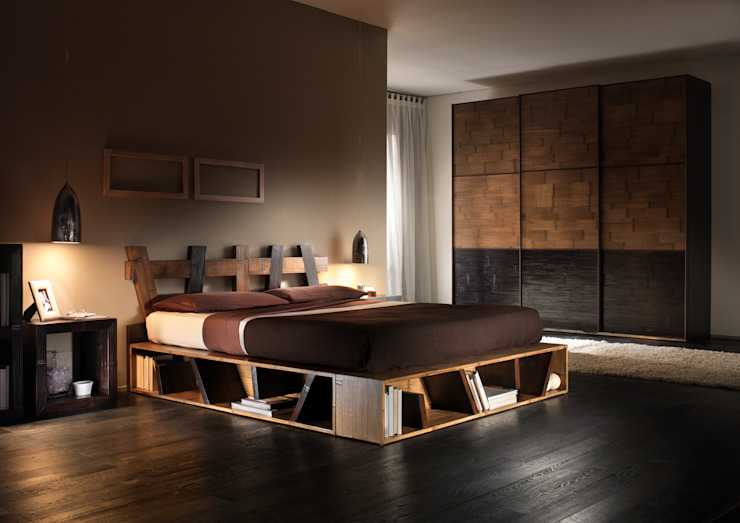Bedroom by Rattania GmbH,