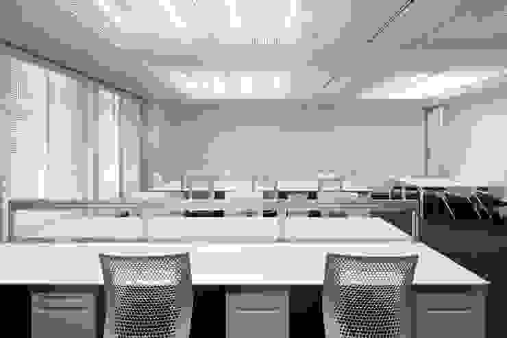 オフィススペース 久保田章敬建築研究所 Moderne Bürogebäude