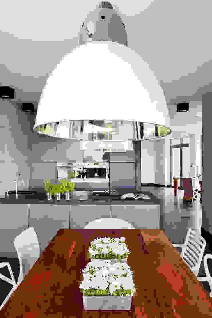 justyna smolec architektura & design Modern dining room