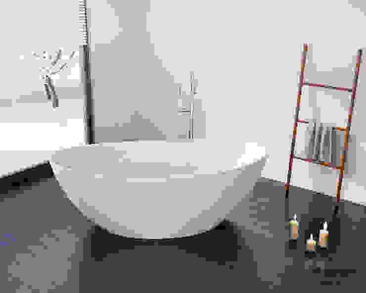 Erstklassige freistehende Badewanne BW-03-XL:  Badezimmer von Badeloft GmbH - Hersteller von Badewannen und Waschbecken in Berlin