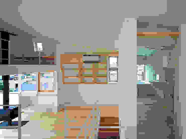 地形を引継ぐ家 の 株式会社ストック建築設計事務所