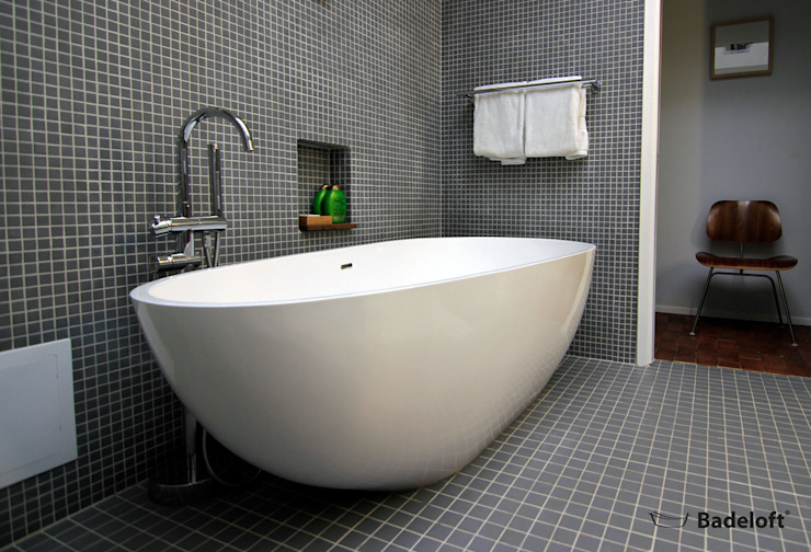 od Badeloft GmbH - Hersteller von Badewannen und Waschbecken in Berlin Nowoczesny