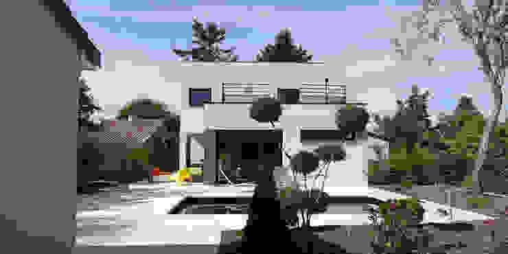 Houses by MFP ARCHITECTEURS