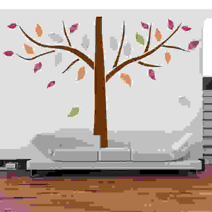 Ethnic Tree di Crearreda Moderno PVC