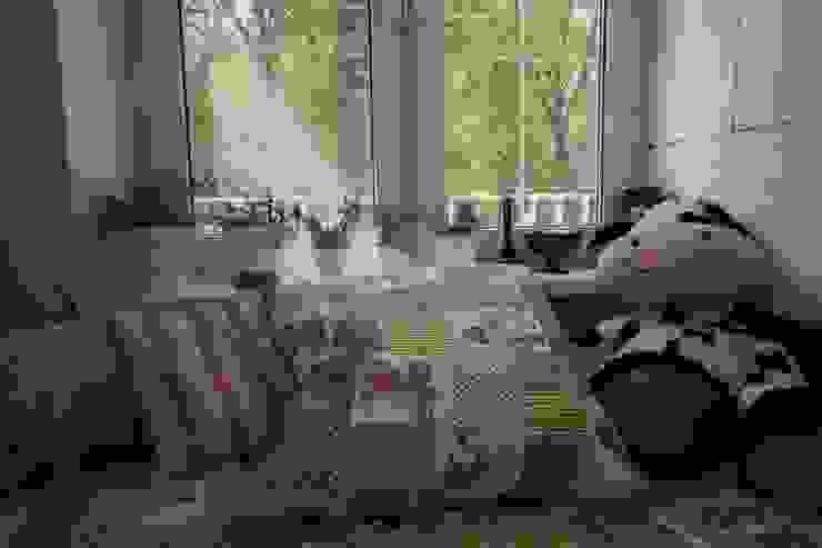 Из однушки в трешку – квартира в Москве Татьяна Апрельская - Бесплатный ремонт! Спальная комната Аксессуары и декор